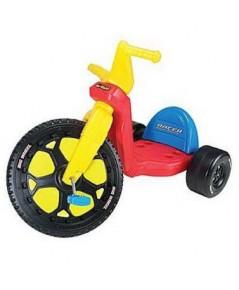 The Original : TOB48727* รถจักรยานสามล้อ Big Wheel Big Wheel Tricycle, 16-Inch