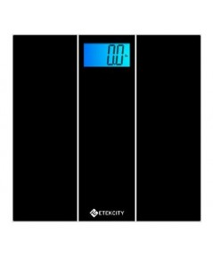 ETC HBHWFE04E* : Etekcity Digital Body Weight Scale, Tempered Glass, 400 Pounds
