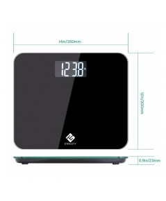 ETC HBHWFE03E* : Etekcity 4.3 Inch Ultra Wide Platfrom Digital Body Weight Scale