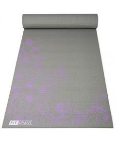 FSP FLOWER2* : A Fit Spirit Premium Printed Yoga Mat
