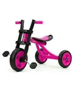 High Bounce : HIBAMZ001* จักรยานเด็กสามล้อ Extra Tall Tricycle Ages 3-6 Pink