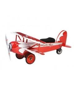Morgan Cycle : MGC71106* เครื่องบินสำหรับเด็กหัดเดิน Morgan Ace Flyer BiPlane