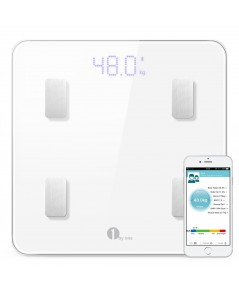1BO 700NA-0006* : 1byone Digital Smart Wireless Body Fat Scale