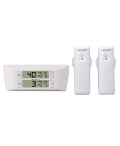 ACR 00986A2* : AcuRite Refrigerator/Freezer Wireless Digital Thermometer