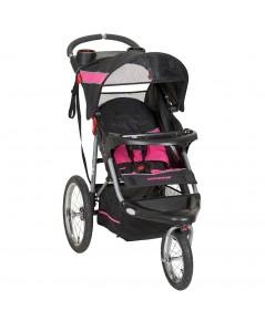 Baby Trend BBTJG94044* รถเข็นเด็ก Expedition Jogger Stroller, Bubble Gum