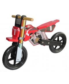 KIMO : KMOJM-C0391* รถจักรยานบาลานซ์ Wooden Balance Running Bike
