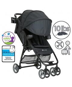 ZOE : ZOEXL1-DLX-BK* รถเข็นเด็ก Umbrella XL1 Single Stroller, DELUXE - Black