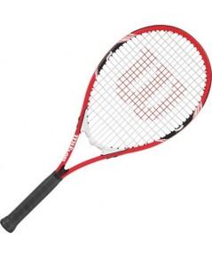 WLS 001* : Wilson Roger Federer Tennis Racquet (Length 27quot;) (Grip: 4 3/8quot;)
