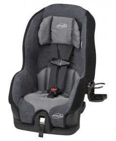 EVF 38111190* : Evenflo Tribute LX Convertible Car Seat, Saturn