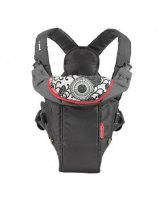 IFN 200-429* : Infantino Swift Classic Carrier, Black