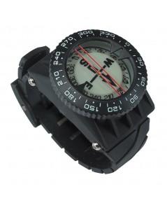 Phantom Aquatics : PAQHMWCP-1* เข็มทิศดำน้ำ Scuba Wrist Compass