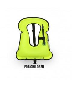 Rrtizan : RTZSV-CHILDREN* เสื้อชูชีพเด็ก Children Portable Inflatable Life Jacket