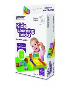 Placematix : PMT106001* ชุดตัวต่อ Kids Learning Bricks