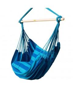 Prime Garden : PGDPGFHC003* เปลผ้า Seaside Stripe Soft Comfort Hanging Rope