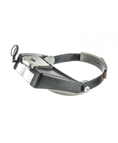 SE : SEMH1047L* แว่นขยายสวมศีรษะ Illuminated Multi-Power LED Head Magnifier