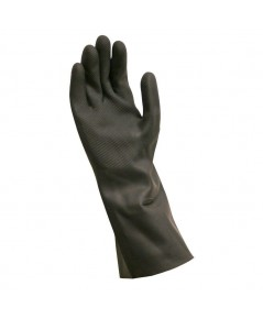 Grease Monkey : GMG23403* ถุงมือยาง Neoprene Long Cuff Gloves (Large)