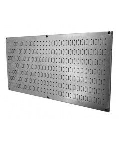 Wall Control : WCT30-HP-1632GV* เพ็กบอร์ด Pegboard 16quot; x 32quot; Horizontal Galvanized Metal P
