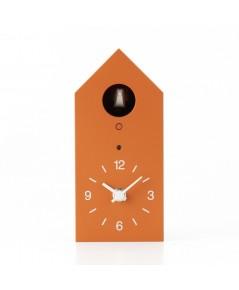 Muji : MUJMJ-CCT1* นาฬิกาตั้งโต๊ะ Cuckoo Clock Orange Limited Edition