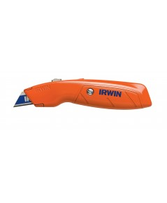 IRWIN : IRW2082300* คัดเตอร์ Hi-Vis Retractable Utility Knife