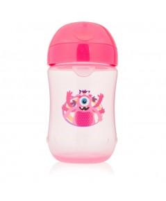 Dr.Brown\'s : DRBTC91001 ขวดหัดดื่ม 9 oz Soft-Spout Toddler Cup - Assorted