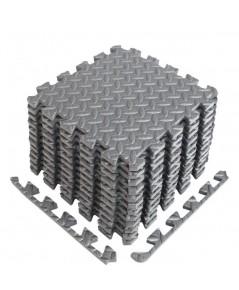 A2ZCARE : A2ZAMZ001* แผ่นยางปูพื้น Puzzle Exercise Mat
