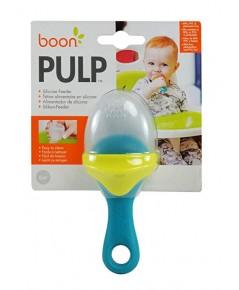 BOON : BON11179* จุกซิลิโคลใส่ผลไม้ Pulp Silicone Feeder