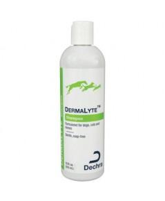 Dechra : DHRDPCSC12* แชมพูสุนัข DermaLyte Shampoo