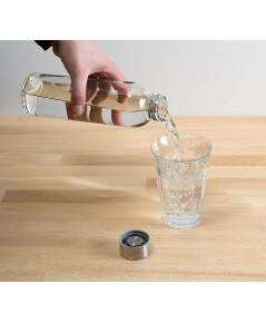 Epica : EPC035906* ขวดเครื่องดื่มแก้ว 18-Oz. Glass Beverage Bottles,
