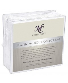 HC COLLECTION : HCCZM18-SH-01* ชุดเครื่องนอน Bed Sheets Set