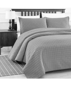 Luxe Bedding : LBDAMZ001* ชุดเครื่องนอน Quilted Bedspread Coverlet Set