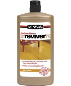 Minwax : MNW609504444* น้ำยาดูแลพื้นไม้  Hardwood Floor Reviver 32oz.