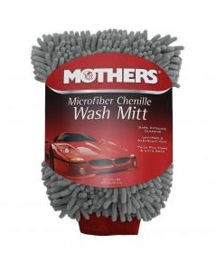 Mothers : MTH968801* ถุงมือผ้า Premium Chenille Car Wash Mitt