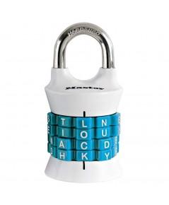 Master Lock : MTL1535DWD* กุญแจรหัส Padlock Set Your Own Word