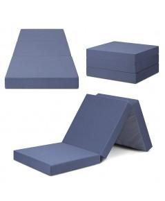 SLEEPLACE : SEPSP04TM01S* เบาะนอน Tri-Folding Memory Foam Mattress