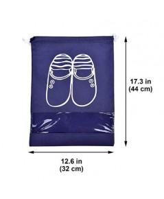 Vovoly : VVLAMZ001* ถุงเก็บรองเท้า Shoe Bags Waterproof