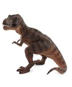FunKidToy  : FKTAMZ002* โมเดล PVC Tyrannosaurus Rex (Brown)