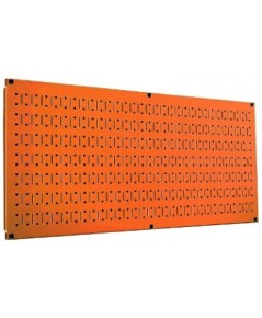 Wall Control : WCT 30-HP-1632OR* แผงเหล็ก 16 x 32 inch Horizontal Orange Metal Pegboard
