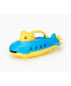 Green Toys : GRTSUBB-1032* ของเล่น Submarine, Blue