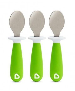 Munchkin : MNK21139 ช้อน Raise Toddler Spoons - 3pk