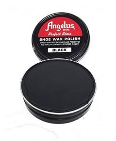 Angelus : AGLBLK* ครีมขัดรองเท้า Shoe Wax Polish