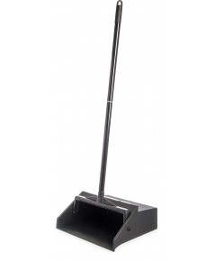 Carlisle : CLS36142003* ที่ตักผง Lobby Dust Pan with Plastic Handle Black