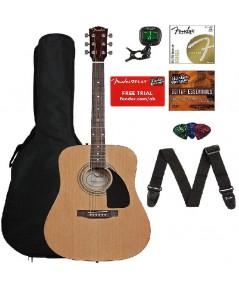 Fender : FNDFA-115* กีตาร์ Acoustic Guitar Bundle