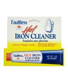 Faultless : FTL40110* น้ำยาทำความสะอาด Hot Iron Cleaner 1oz.