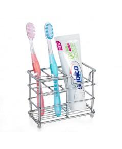 HBLife : HBLAMZ001* ที่เก็บแปรงสีฟัน Stainless Steel Toothpaste Holder Stand