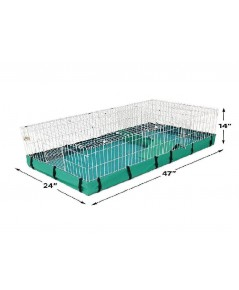 MidWest : MWH171GHP* กรงสัตว์เลี้ยง Homes Guinea Pig Cage  Accessories