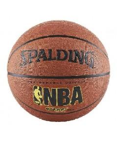 Spalding : SPD10207* ลูกบาสเกตบอล NBA Street Basketball Size6
