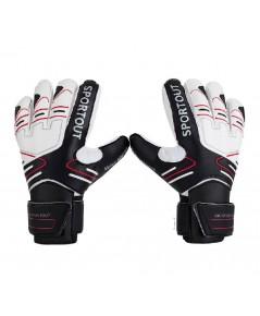 Sportout : SUTAMZ001* ถุงมือกีฬา YouthAdult Goalie Goalkeeper Gloves