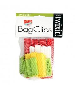 TWIXIT CLIPS : TWX4466* คลิปอเนกประสงค์ Bag Clips