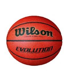 Wilson : WLSB0516R* ลูกบาสเก็ตบอล Evolution Indoor Game Basketball