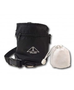 Valley : VLEAMZ001* กระเป๋าบรรจุถุงแป้งชอล์ก Climbing Chalk Bag with Chalk Ball